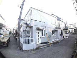 [テラスハウス] 千葉県柏市旭町2丁目 の賃貸【/】の外観