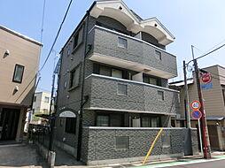 神奈川県横浜市保土ケ谷区星川3丁目の賃貸マンションの外観