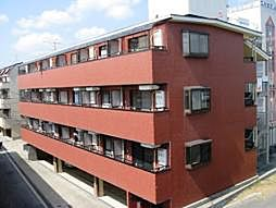 津之江パークハイツ2号館[2階]の外観