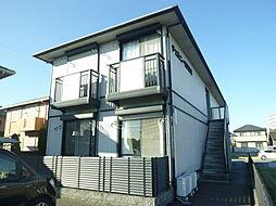 兵庫県姫路市飾磨区英賀清水町1の賃貸アパートの外観