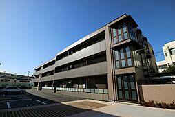 LaLa Fukuda[2階]の外観