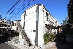 神奈川県横須賀市鷹取1の賃貸アパートの外観