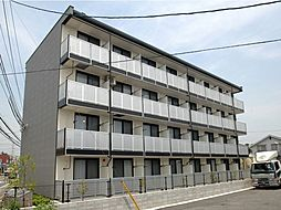 千葉県柏市根戸の賃貸マンションの外観