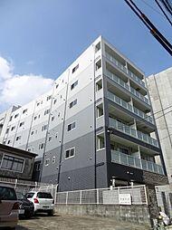 千葉県千葉市中央区中央4丁目の賃貸マンションの外観