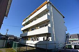 奥村マンション[3階]の外観