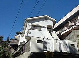 ヒルズ山本[2階]の外観