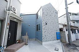 大阪府大阪市東淀川区下新庄5丁目の賃貸アパートの外観