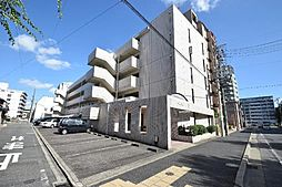 愛知県名古屋市東区筒井2の賃貸マンションの外観