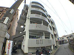鹿児島県鹿児島市南林寺町の賃貸マンションの外観