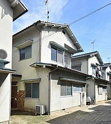 広島県広島市安佐南区中筋4丁目の賃貸アパートの外観