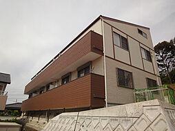 アークフォーユー自由ヶ丘[2階]の外観