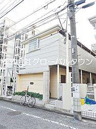 東京都足立区竹の塚5丁目の賃貸アパートの外観
