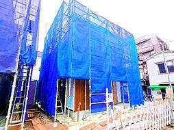 [一戸建] 東京都葛飾区新宿1丁目 の賃貸【/】の外観