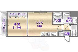 西新駅 5.6万円