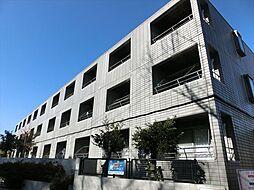 細田マンション[1階]の外観