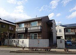 広島県東広島市西条下見6丁目の賃貸アパートの外観