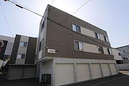 アゼリア札幌東[203号室]の外観