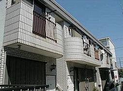 千葉県市川市新井3の賃貸アパートの外観