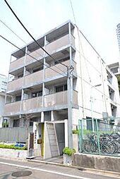 東京都目黒区下目黒1丁目の賃貸マンションの外観