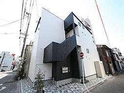愛知県名古屋市中村区中島町3丁目の賃貸アパートの外観