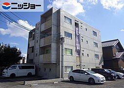 270 apartment1[3階]の外観