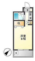 グレイス桜[3階]の間取り