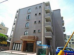 福岡県北九州市小倉北区白銀2丁目の賃貸アパートの外観
