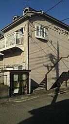 シャルマンハウス中神[202号室]の外観