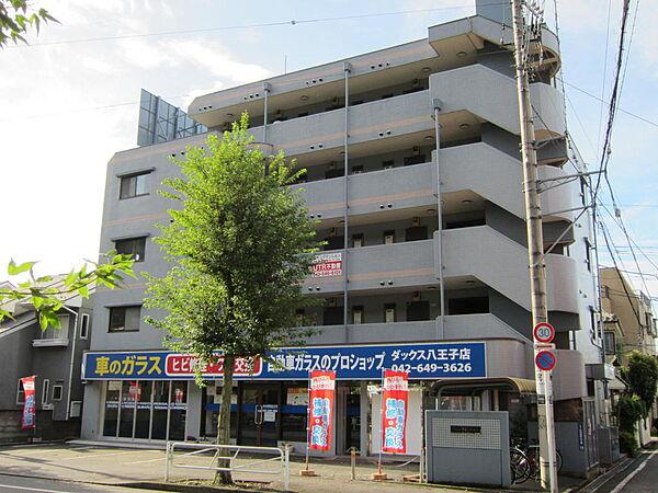 ウイングマンション(5F角) 5階の賃貸【東京都 / 八王子市】