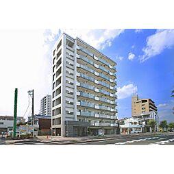 愛知県豊田市喜多町4丁目の賃貸マンションの外観