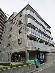 大阪府堺市北区百舌鳥梅北町1丁の賃貸マンションの外観