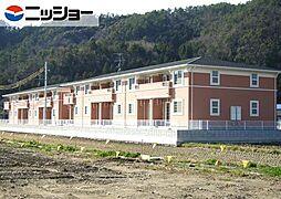 バンバハウス B[2階]の外観