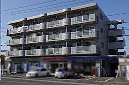 広島県福山市大門町2丁目の賃貸マンションの外観
