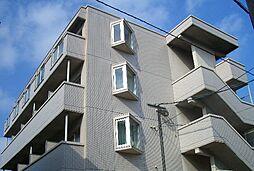箱崎西城コーポ[2階]の外観