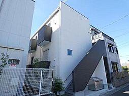 ブレッツァ北松戸[2階]の外観