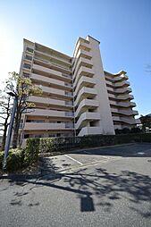 フレール六甲桜ヶ丘[10階]の外観