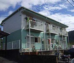 東京都青梅市日向和田3丁目の賃貸マンションの外観