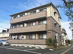 千葉県千葉市緑区あすみが丘3丁目の賃貸アパートの外観