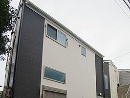 神奈川県横浜市神奈川区入江1の賃貸アパートの外観