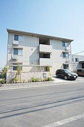 福岡県福岡市博多区井相田1丁目の賃貸アパートの外観