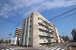 広島県広島市佐伯区海老園4丁目の賃貸マンションの外観