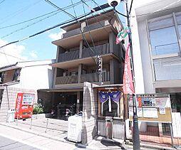 京都府京都市伏見区深草稲荷中之町の賃貸マンションの外観