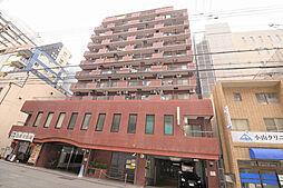 ライオンズマンション三宮[6階]の外観