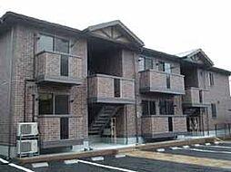 鹿児島県鹿児島市明和5丁目の賃貸アパートの外観
