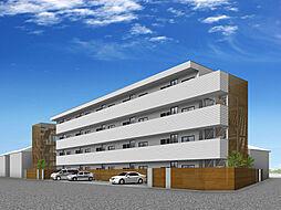 レジデンス横浜鶴見[4階]の外観