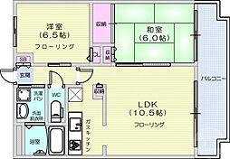 南仙台駅 6.5万円