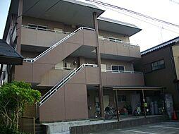 愛知県岩倉市稲荷町羽根の賃貸マンションの外観