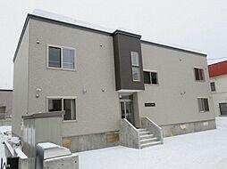 札幌市営南北線 中島公園駅 徒歩13分の賃貸アパート