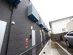 愛知県名古屋市緑区鳴海町字平部の賃貸アパートの外観