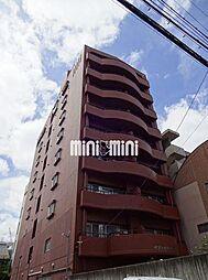 京都府京都市中京区柳水町の賃貸マンションの外観